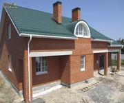 Строительство дома,  коттеджа,  разработка проекта дома. Дом под ключ - foto 0