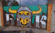 Художественная роспись . Граффити . Дизайн.в Брянске - foto 3